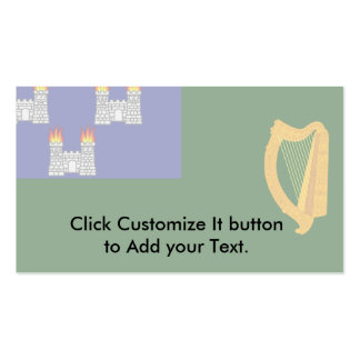 Dublin, Ireland Business Card