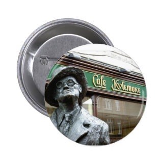 Dublin Ireland Kylemore Coffee James Joyce Stat Pins