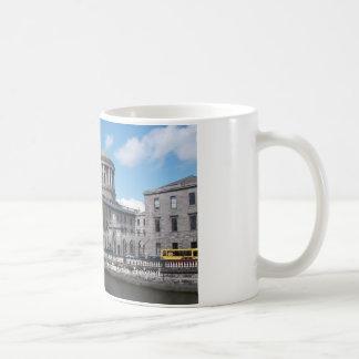 Dublin Ireland mug, historic Four Courts building Coffee Mug