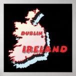 Dublin Ireland Posters