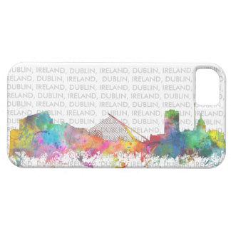 DUBLIN, IRELAND SKYLINE iPhone 5 CASE