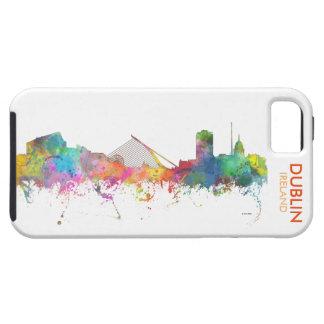 DUBLIN, IRELAND SKYLINE iPhone 5 CASES