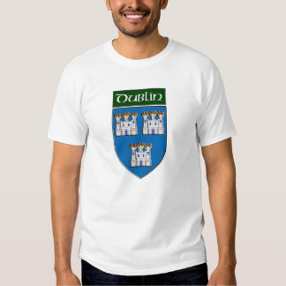 Dublin. Ireland. Tee Shirt
