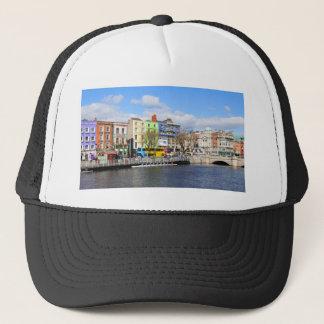 Dublin. Ireland Trucker Hat