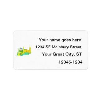 dublin ireland yellow city graphic.png address label