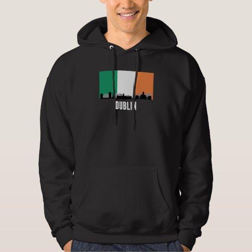 Dublin Irish Flag Sweatshirt