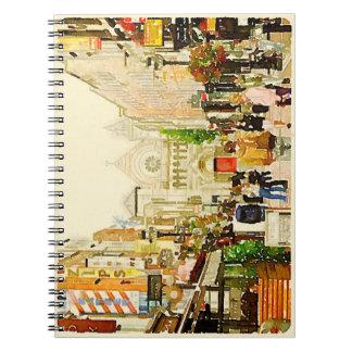 Dublín, Irlanda Notebook