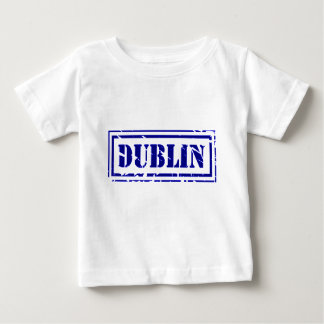 Dublín, Irlanda Playera De Bebé