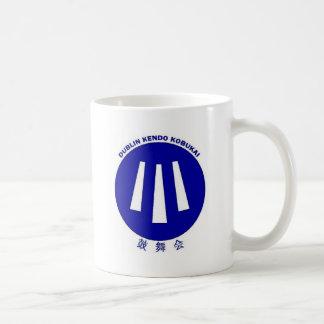 dublin kendo coffee mug