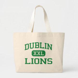 Dublin - Lions - Dublin High School - Dublin Texas Bags
