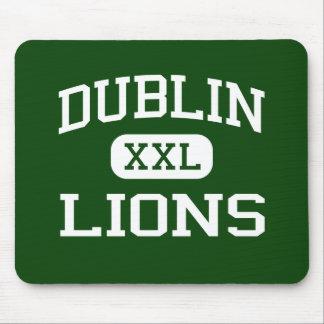 Dublin - Lions - Dublin High School - Dublin Texas Mouse Pad