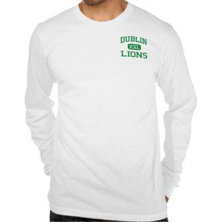 Dublin - Lions - Dublin High School - Dublin Texas Tshirts