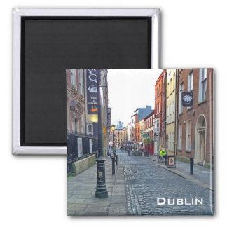 Dublin 2 Inch Square Magnet