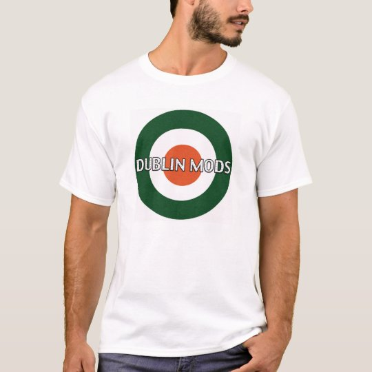Dublin Mods T-Shirt