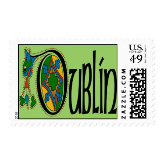 Dublin Postage Stamps
