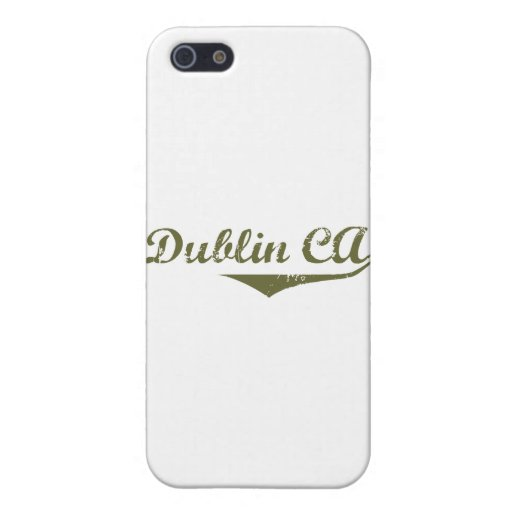 Dublin Revolution t shirts iPhone 5 Cases