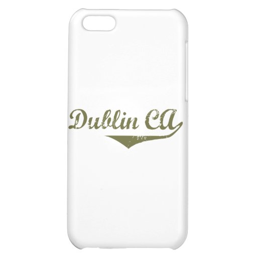 Dublin Revolution t shirts Cover For iPhone 5C