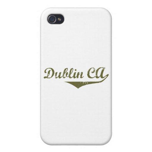 Dublin Revolution t shirts iPhone 4 Cover
