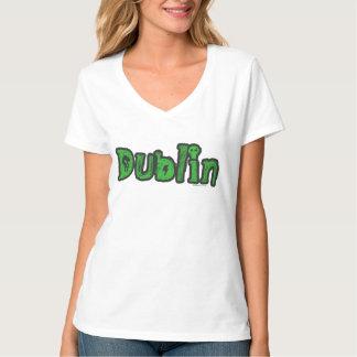 Dublin Skull Women's T-Shirt