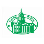 Dublin Stamp Post Cards