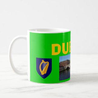 Dublín, * taza panorámica de Irlanda