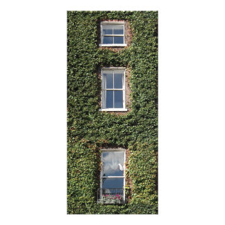 Dublin Town House Ivy Bookmark Promotional Card Personalized Rack Card