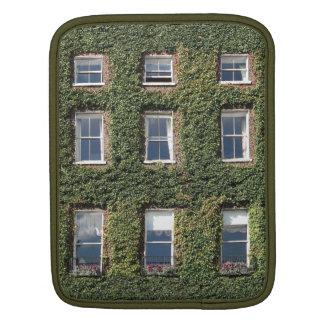 Dublin Town House Windows And Ivy iPad Sleeve
