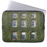 Dublin Town House Windows And Ivy Laptop Sleeve at Zazzle