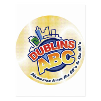 Dublins ABC Postcard
