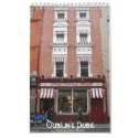 Dublin's pubs calendar