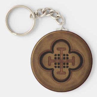 Dubloon Key Chain