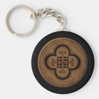 Dubloon Keychain