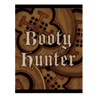Dubloons: Booty Hunter Postcard