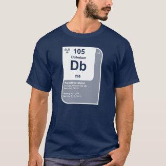 Dubnium (Db) Playera