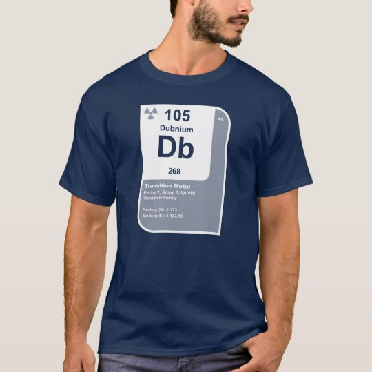 Dubnium (Db) T-Shirt