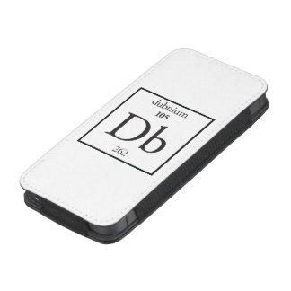 Dubnium iPhone 5 Pouch