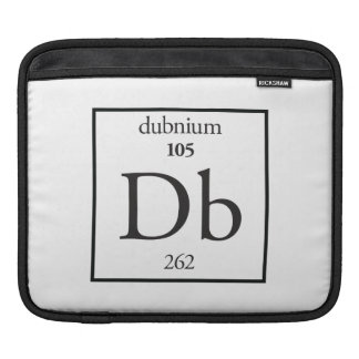 Dubnium Sleeves For iPads