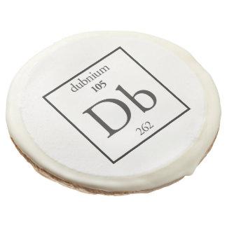 Dubnium Sugar Cookie