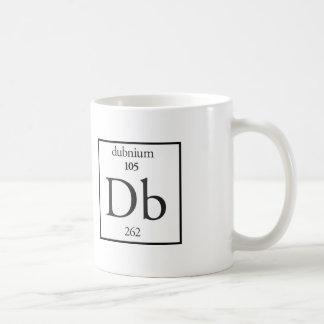Dubnium Taza De Café