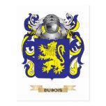 Dubois Coat of Arms Postcards