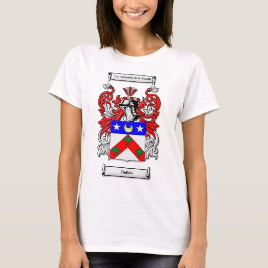 DuBois Coat of Arms T-Shirt