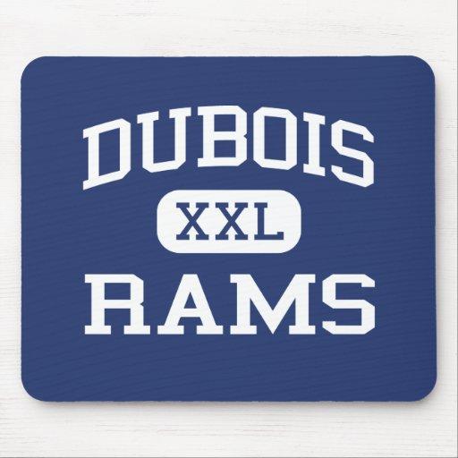 Dubois - espolones - High School secundaria - Dubo Tapete De Ratones