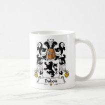 Dubois Family Crest Mug