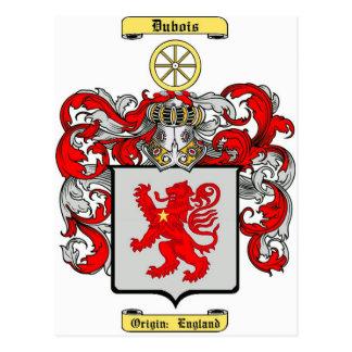 Dubois Tarjeta Postal
