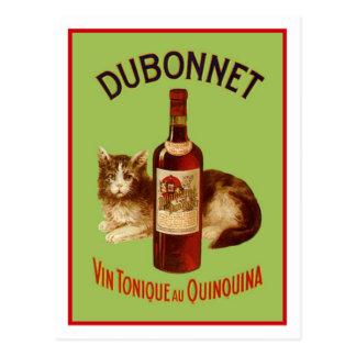 Dubonnet vin Tonique au Quinquina Postcard