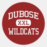 DuBose - Wildcats - Middle - Summerville Sticker