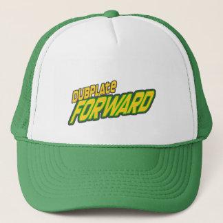 Dubplate forward trucker hat