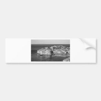 Dubrovnik Bumper Sticker