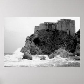 Dubrovnik, Croacia 169 Póster