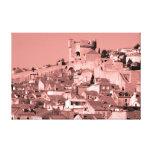 Dubrovnik - Croacia - Minceta 2 Impresiones En Lona